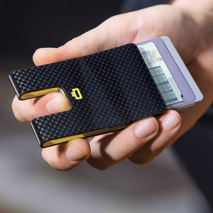 3C CARBON CARD CLIP Genuine Carbon Fiber - Ögon Designs in Malaysia - Storming Gravity