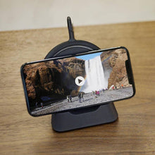 Mophie - Universal Wireless Charge Stream Desk Stand - Mophie Malaysia - Storming Gravity