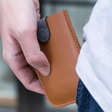 DAX leather - the wallet with a trick up its sleeve