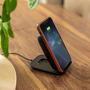 10W wireless charging stand (Fabric) - Mophie - Mophie in Malaysia - Storming Gravity