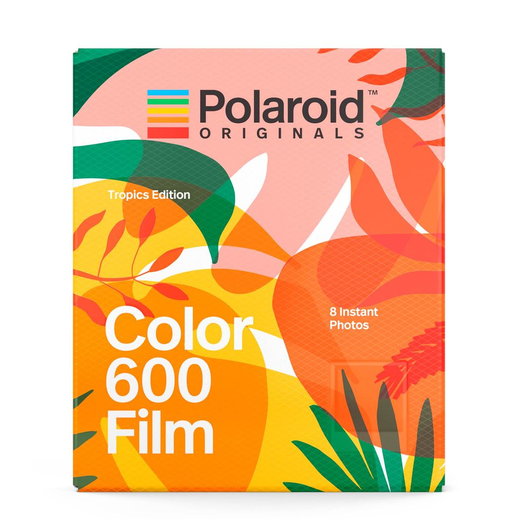 Polaroid Color Film for 600 Ice Tropics Edition - Polaroid in Malaysia - Storming Gravity