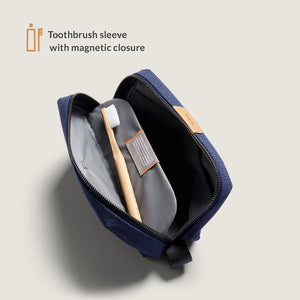 Bellroy Dopp Kit - Bellroy in Malaysia - Storming Gravity