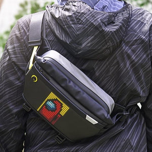 Divoom Pixoo-SlingBag - Smart Sling For The Urban Life (Ship out on Feb 2021)