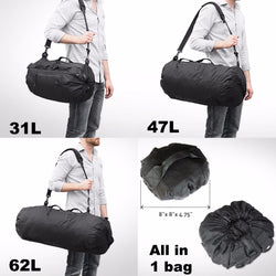 The Adjustable Bag A10 by Piorama - Storming Gravity