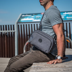 Go Sling Pro: The Ultimate Anti-Theft Travel Bag - Alpaka Malaysia - Storming Gravity