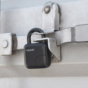 Anylock Fingerprint Padlock: Safe And Fast! - Anysafe in Malaysia - Storming Gravity