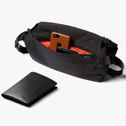 Bellroy Nimble Nomad Set: Sling Mini + Note Sleeve Bundle