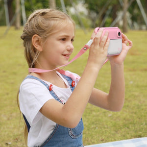 myFirst Camera Insta 2 - 12MP Kid's Instant Print Camera - Oaxis in Malaysia - Storming Gravity
