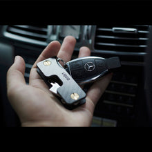 Carbon Fibre KeyDaddy - Organize your keys in slim and stealthy caddy - Liquid Carry in Malaysia - Storming Gravity