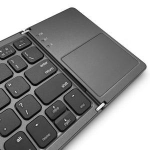Foldboard Touch: Folding Keyboard with TouchPad - CaseStudi in Malaysia - Storming Gravity