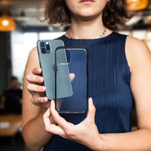 Mous - Clarity Case for iPhone 11 Series