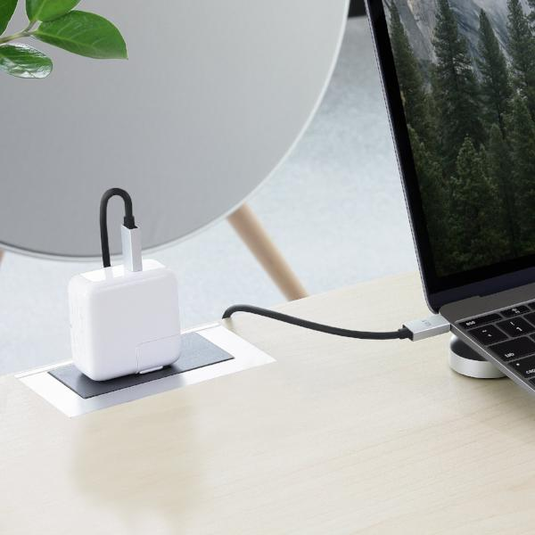 AluCable 2M - USB-C to USB-C Cable - Just Mobile in Malaysia - Storming Gravity