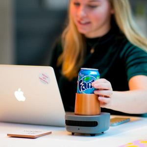 CupCooler - A smart device that cools down and keeps your drink cold till the last sip! - Allocacoc DesignNest in Malaysia - Storming Gravity