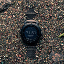 PowerWatch Black - Powered by your body heat (50m Water Resistance) - Matrix Industries - Storming Gravity