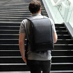 FlexPack Pro - The Best Functional Anti-theft BackPack - Korin Design Malaysia - Storming Gravity