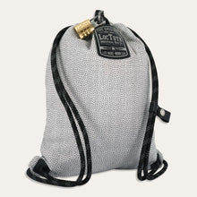 Loctote Flak Sack SPORT - The theft-resistant bag for athletes & active lifestyles (Single Layer) - Storming Gravity
