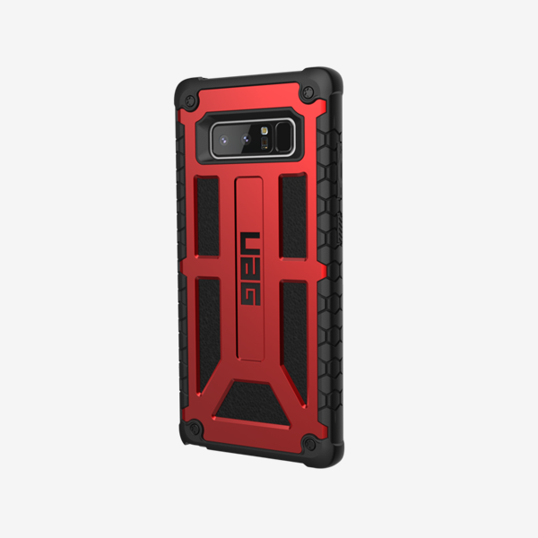 UAG - Monarch Series Galaxy Note 8 Case - Urban Armor Gear Malaysia - Storming Gravity