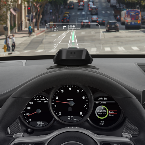 HUDWAY Cast -  A head-up display for your car to get directions, receive calls, texts and control your music while driving - HUDWAY in Malaysia - Storming Gravity