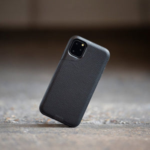Mous - Contour Leather Case for iPhone 11 Series - Mous Malaysia - Storming Gravity