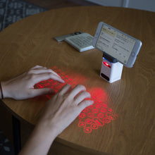 Serafim Keybo: World's Most Advanced Projection Keyboard - Serafim Malaysia - Storming Gravity