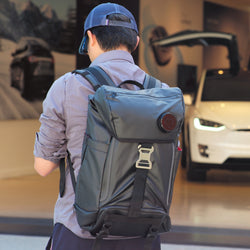 BACKPAIX - stylish, versatile, the best backpack for commuter - PAIX Design - Storming Gravity
