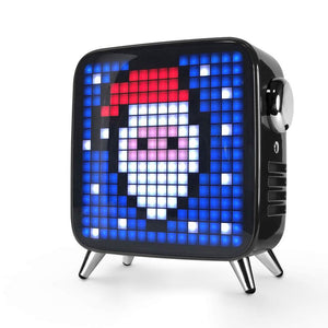 Divoom Tivoo Max - Premium 40W Pixel Art Bluetooth Speaker with App Controlled LED front panel - Divoom in Malaysia - Storming Gravity