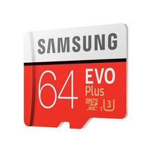 Samsung MicroSDXC EVO Plus Memory Card with Adapter 64GB - Samsung - Storming Gravity