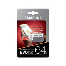 Samsung MicroSDXC EVO Plus Memory Card with Adapter 64GB - Samsung in Malaysia - Storming Gravity