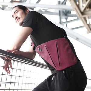 NIID FINO - Sling Shoulder Cross-body Chest Bag Pack - NIID Malaysia - Storming Gravity