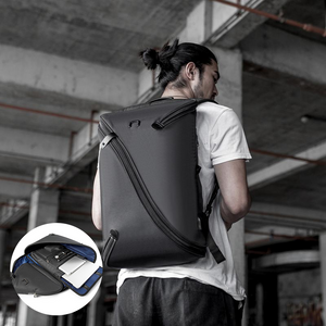 NIID UNO I - Multi-functional and interchangeable everyday backpack - NIID Malaysia - Storming Gravity