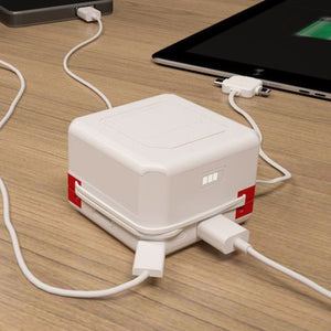 Allocacoc PowerUSB | Portable | Powerbank - Storming Gravity