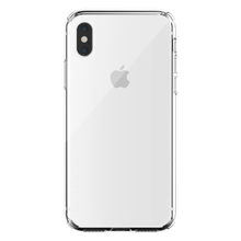 TENC™ Air - The most advanced composite slim bumper clear case with air cushions for the iPhone XS Max/XS/X - Just Mobile Malaysia - Storming Gravity