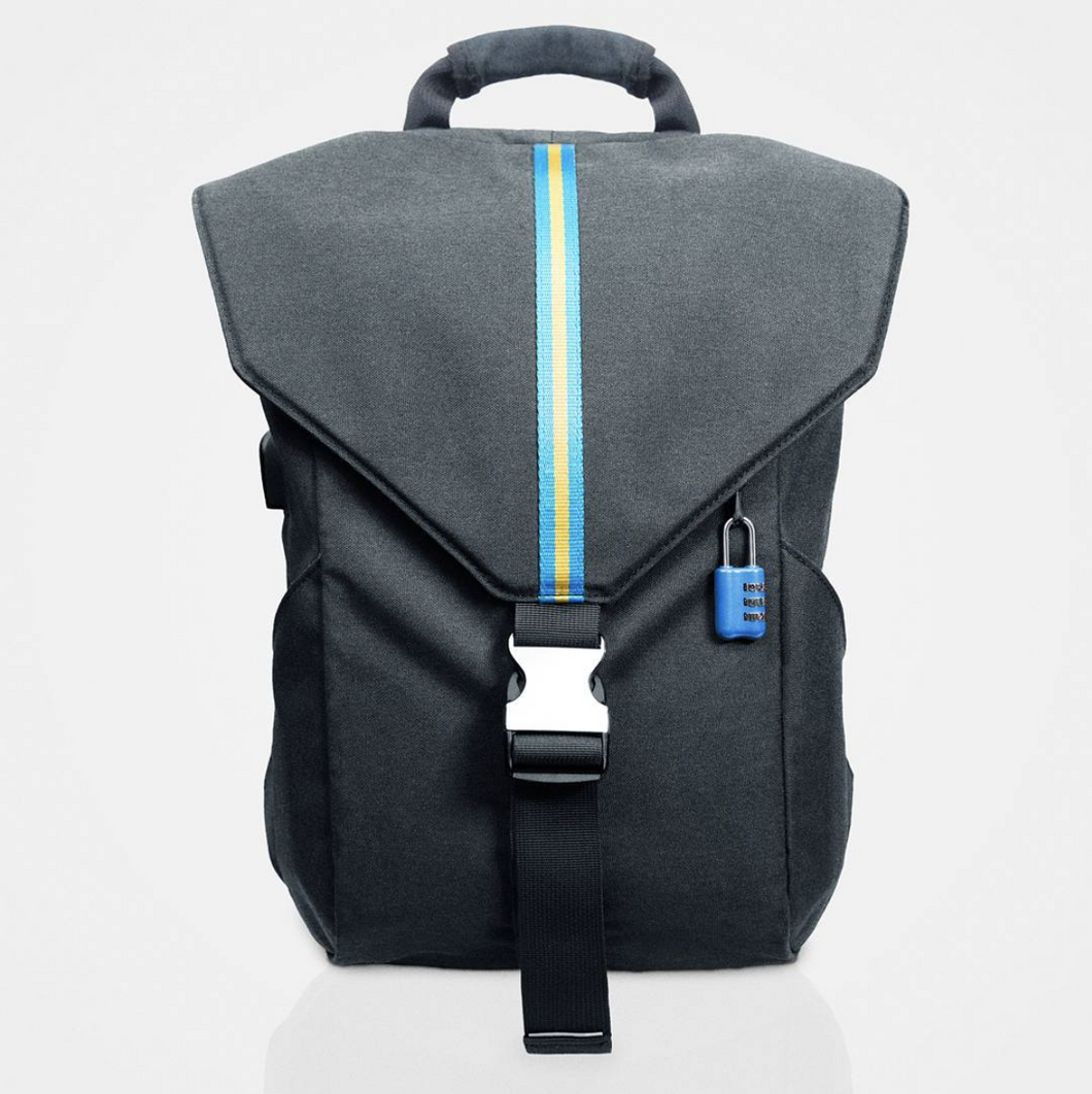 Vandra Malaysia - The world's safest backpack (Pre-Order) - Casten Design Malaysia - Storming Gravity
