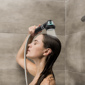BT100 Magnetising Ionic Shower Head - Poseion - Poseion in Malaysia - Storming Gravity