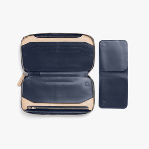 Bellroy Carry Out - Wallet With Removable Card Sleeve - Bellroy Malaysia - Storming Gravity