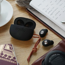 Sudio Tolv - 35-hour play time Elegance & Premium Sound Earbuds - Sudio in Malaysia - Storming Gravity