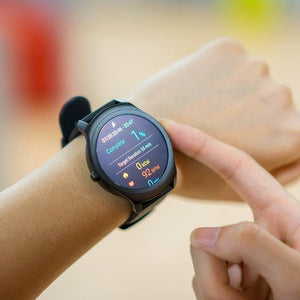 Ticwatch Active - Smart watch for fitness - Mobvoi Malaysia - Storming Gravity