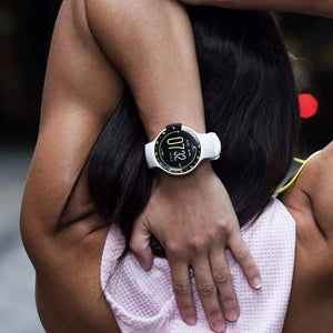 Ticwatch S - Smart Watch powered by Android Wear - Storming Gravity