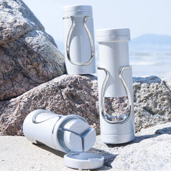 Tic Travel Bottles 1.0 - TIC Design Malaysia - Storming Gravity