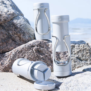 Tic Travel Bottles - Smart Bottles for Life's Travels - TIC Design - Storming Gravity