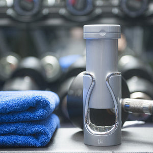 Tic Travel Bottles - Smart Bottles for Life's Travels - TIC Design Malaysia - Storming Gravity