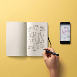 Moleskine® Smart Writing Set - Moleskine® - Storming Gravity