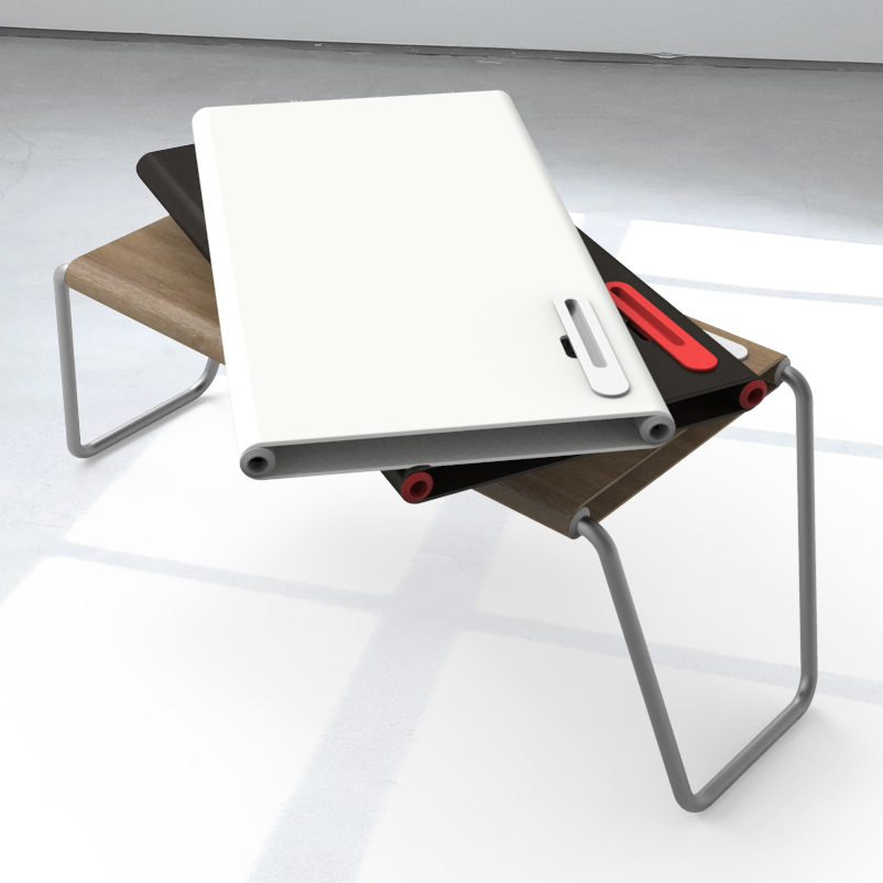 MONITORMATE PlayTable - Portable Lap Desk & Work Station
