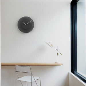 DUSK - A clock that frames the sky (**With manufacturing defect - bubbled surface**) - Allocacoc DesignNest Malaysia - Storming Gravity