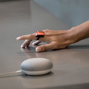 ORII - The Ultimate Voice Assistant Ring - ORII in Malaysia - Storming Gravity