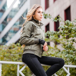 BAUBAX 2.0 Bomber for Women