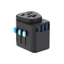 Zendure Passport Pro Resettable Grounded Travel Adapter with USB-C PD Fast Charging - Zendure in Malaysia - Storming Gravity