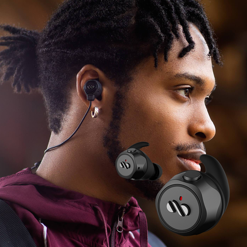AirLoop Snap 3-in-1 Headphone