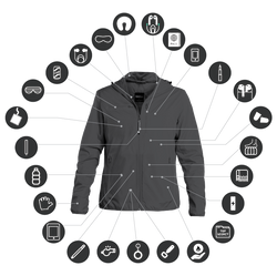 Baubax 2.0 - The World's Best Travel Jacket with 25 Features - BAUBAX Jacket Malaysia - Storming Gravity