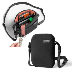 Bellroy City Pouch | Slim Cross-body bag with device storage - Bellroy in Malaysia - Storming Gravity